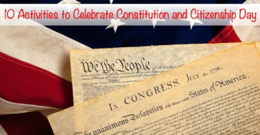 Celebrate America Constitution Day and Citizenship Day Wishes Greetings Pictures
