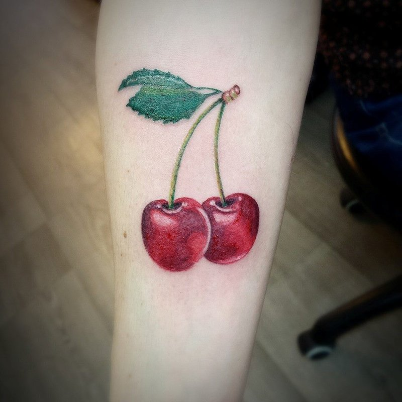 Cherry Tattoos