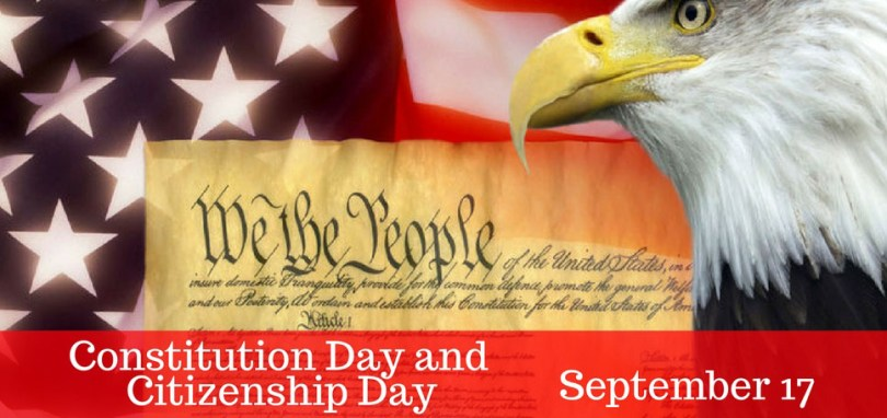 Constitution Day And Citizenship Day Wish Photo