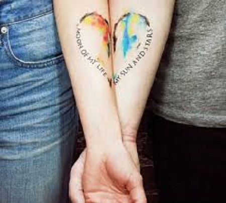 # Couple Tattoos 05