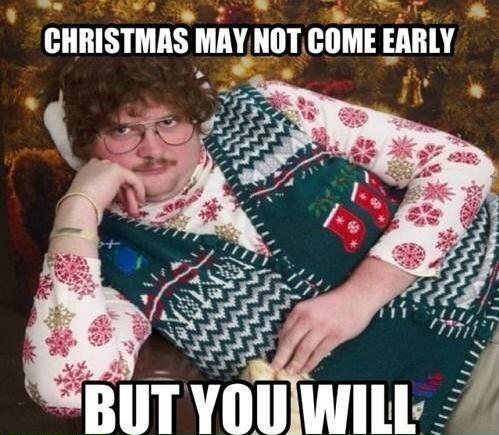 Cute Christmas Meme