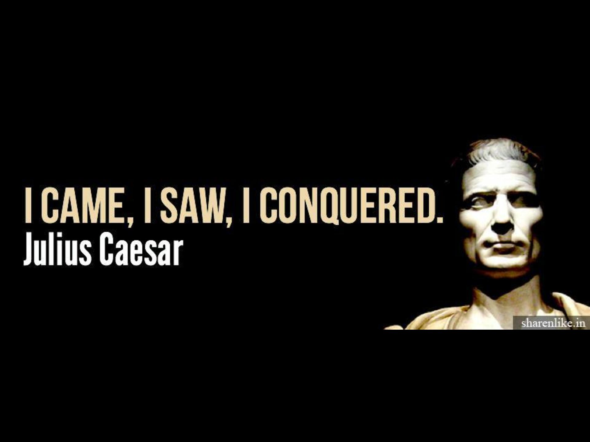 70 Inspiring Julius Caesar Quotes And Sayings Collection