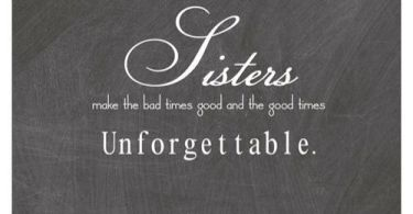 Latest Short Sisters Quotes