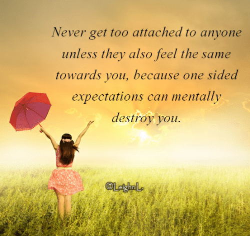 One Sided Friendships Quotes 0109