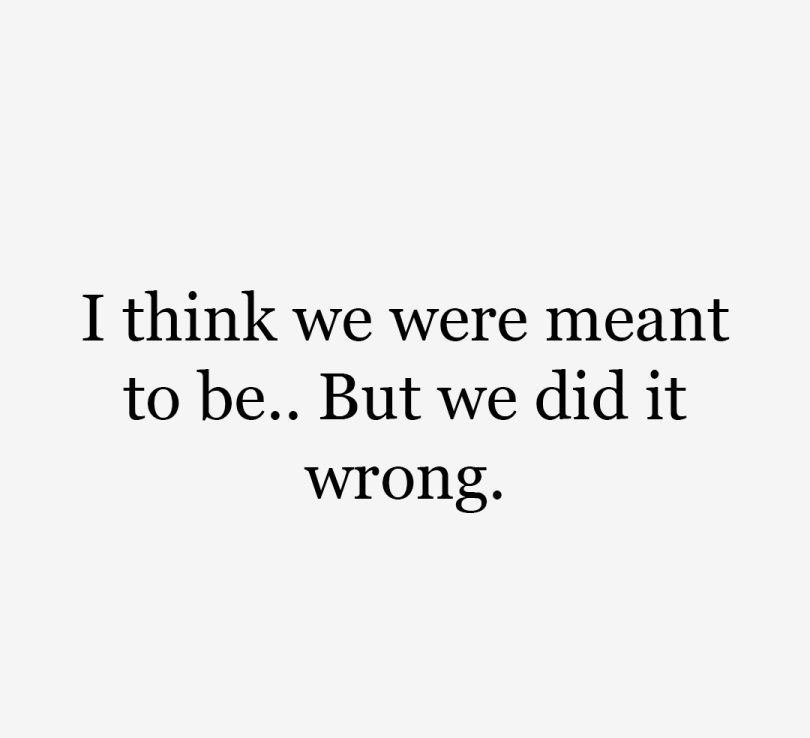 Sad Breaking Up Quotes 0103
