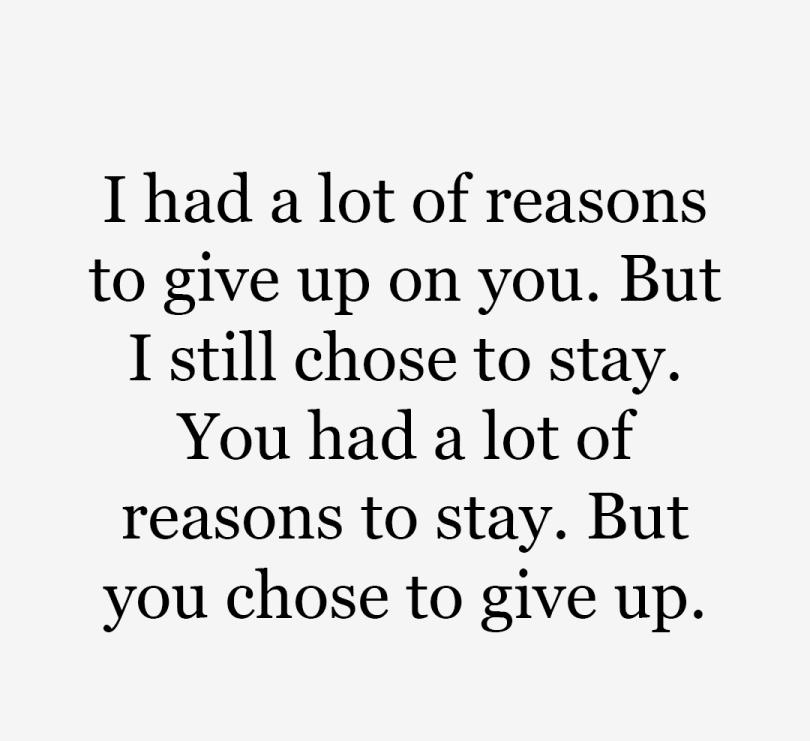Sad Breaking Up Quotes 0106