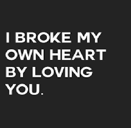 Sad Breaking Up Quotes 0107