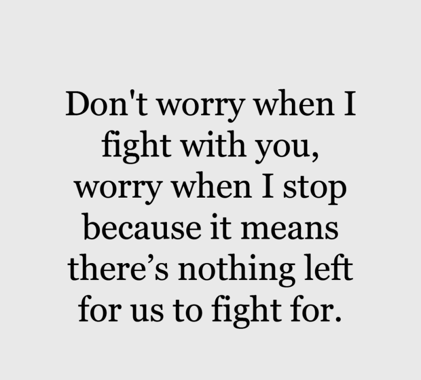 Quotes About Fighting In A Relationship 0112