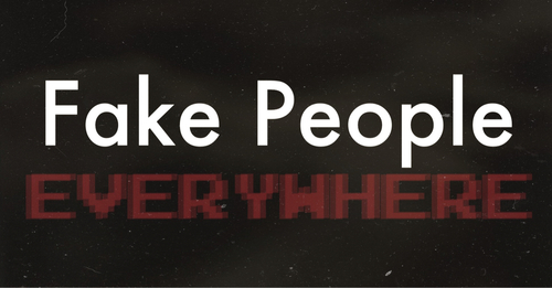 Fake People Quotes Fake people every where