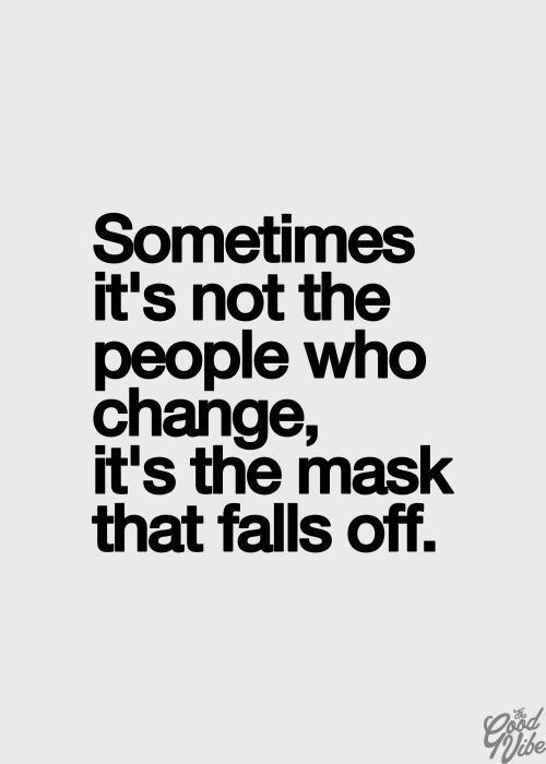 Fake People Quotes sometimes it's not the people who