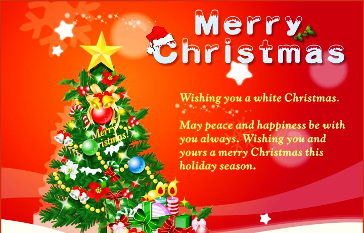 Merry Christmas Wishes 09