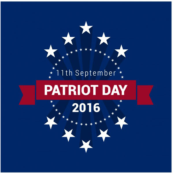 11th September Patriot Day 2016 Wishes