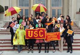 California Admission Day USC College Students