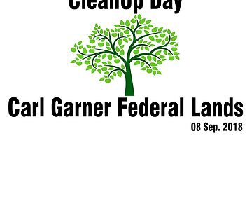 Carl Garner Federal Lands Cleanup Day Catchy Photo