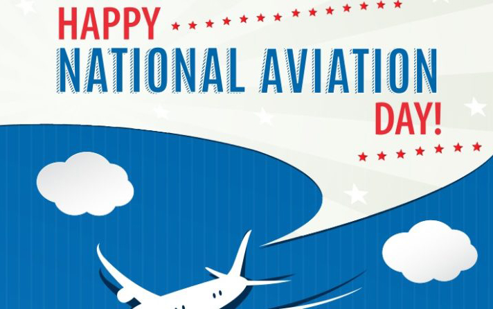 National Aviation Day 2019 Wishes Image