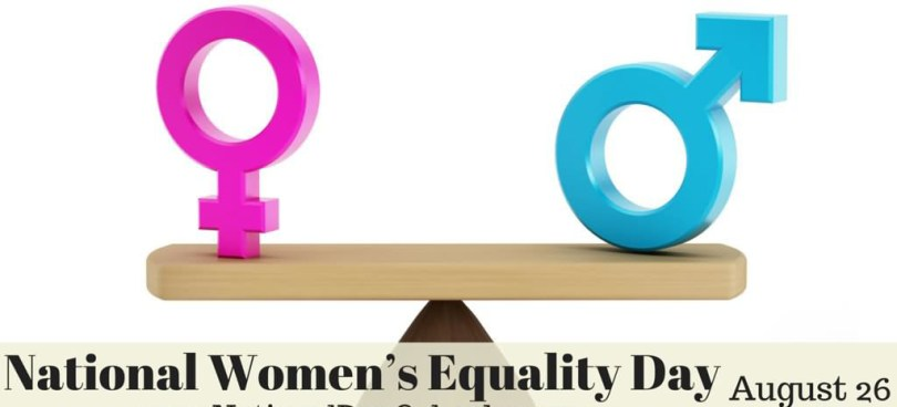 National Womens Equality Day August 26 Wish