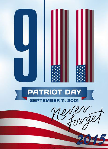 Patriod DAy September 11 2001 Never Forget