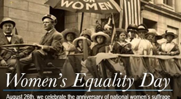 Women's Equality Day Wishes 2016 With Old Pic