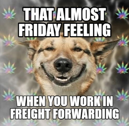 That Almost Friday Feeling When You Work