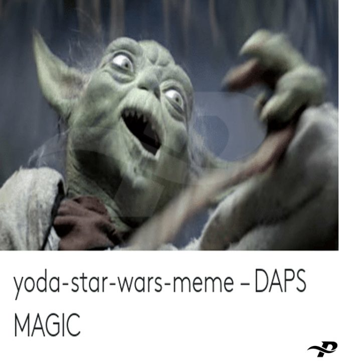 yada star wars meme daps magic