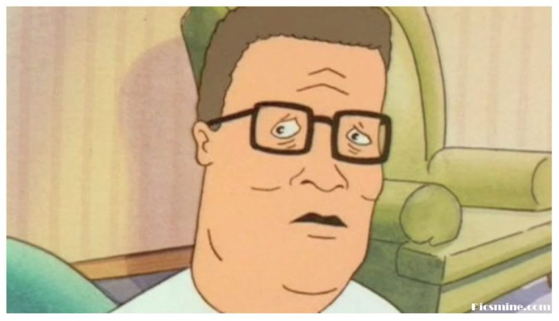 hank hill king of the hill