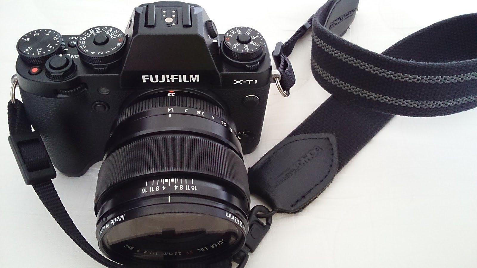 Fujifilm xt1 top 2