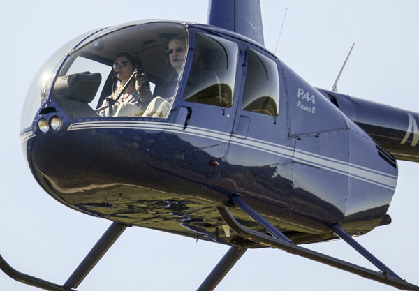 """(09/21/09-Marshfield,MA) Gisele Bundchen takes flying lessons today.. After flying, the pilot came over to a cameraman and said: """"She (Gisele) is testing a new and cleaner fuel as part of her UN Goodwill ambassadorship, more will come out at a later date"""" Photos: Mark Edwards. NO BOSTON SALES"""