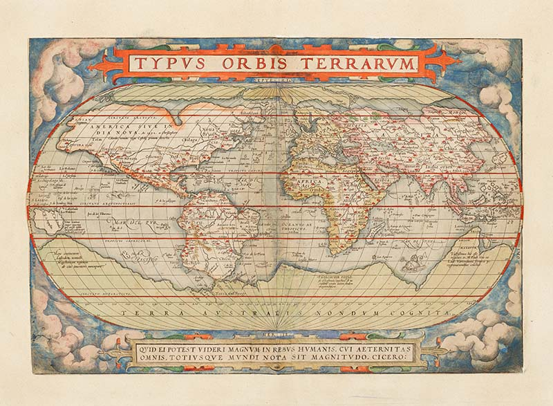 image relating to Vintage Map Printable named 9 Good Free of charge Antique Entire world Maps Toward Obtain - Imagine