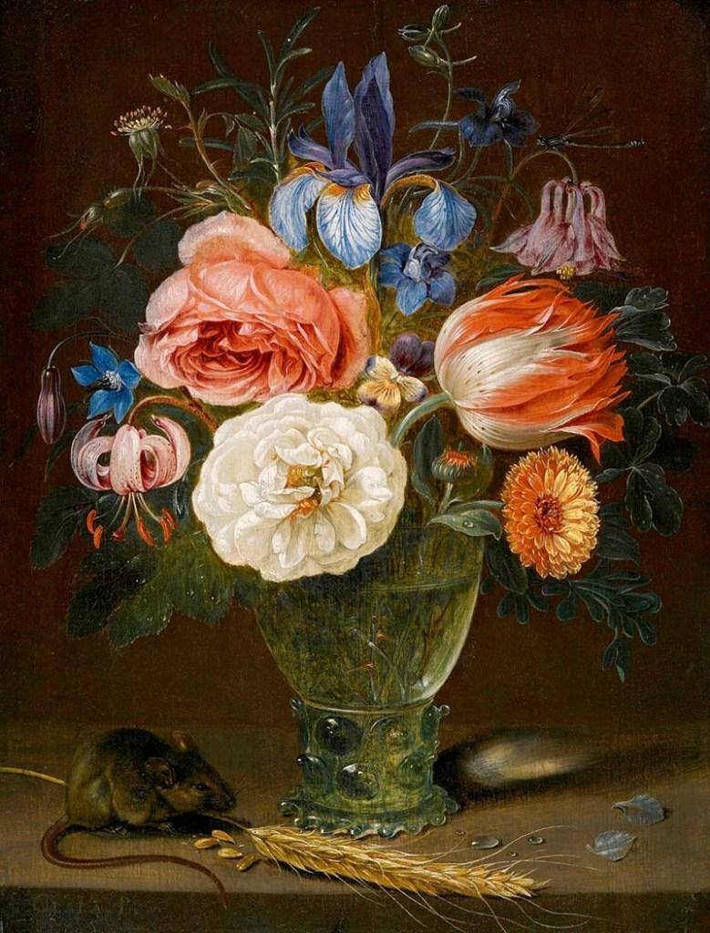 Clara Peeters Floral still life