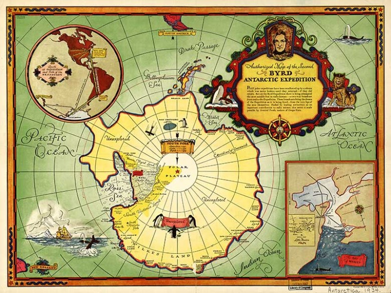 1934 Second_Byrd_Antarctic_Expedition.