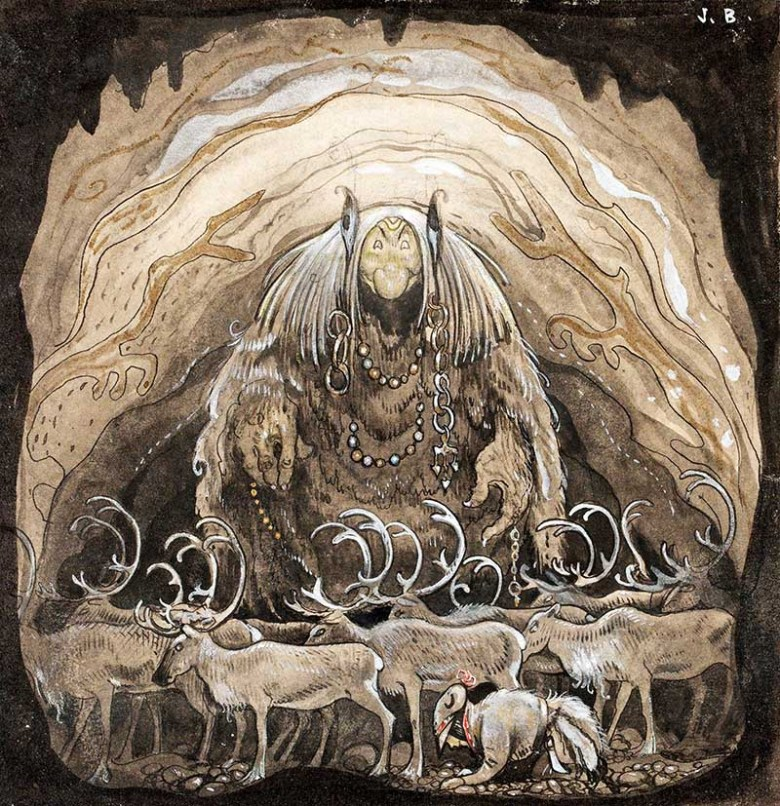 John Bauer Art Prints