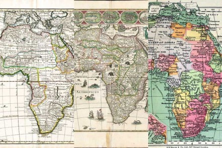 Old Maps of Africa