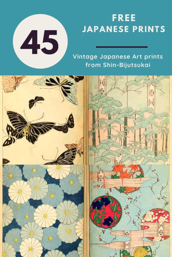 Old Japanese Art Prints