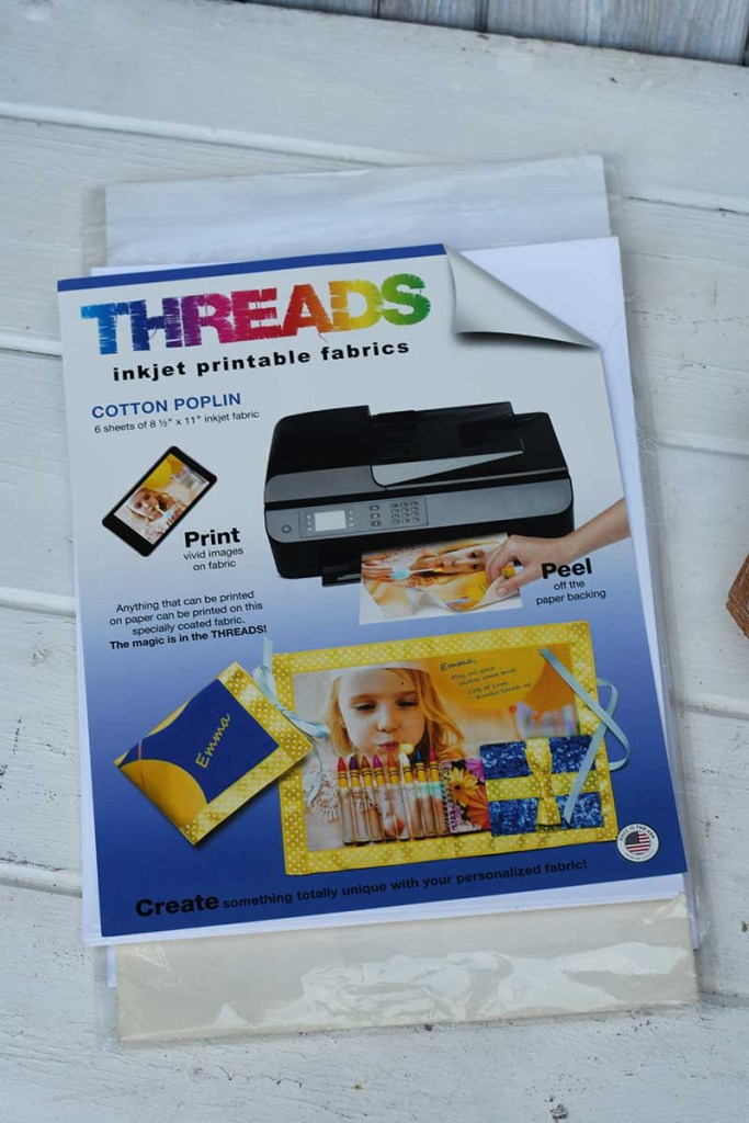 threads printable fabric sheets