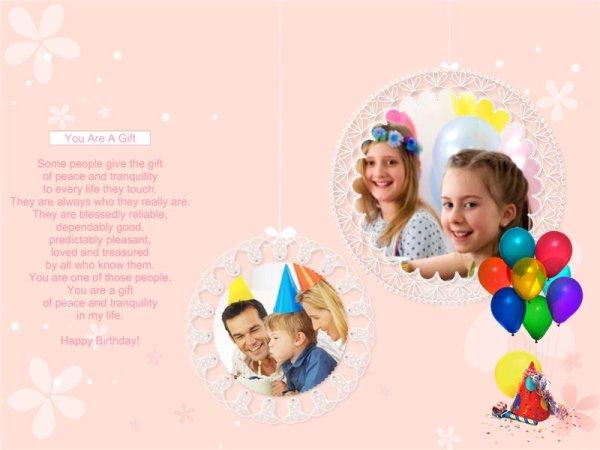 Birthday Collage Maker Make Happy Birthday Photo Collage
