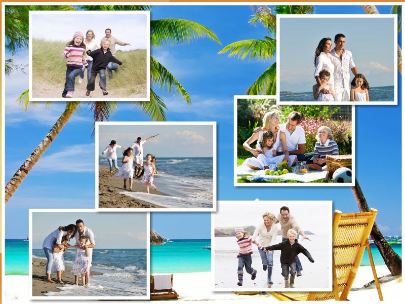 Picture Collage Maker Giveaway For Fathers Day