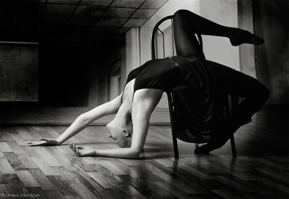 indoor photography ballet