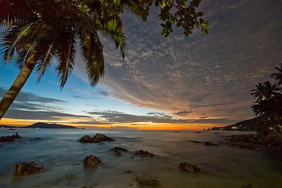 thailand beach photography