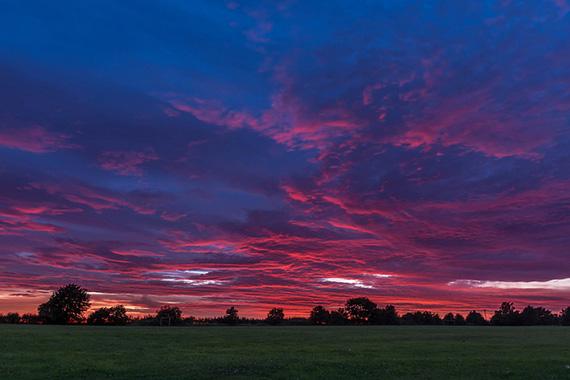 better sunset photography