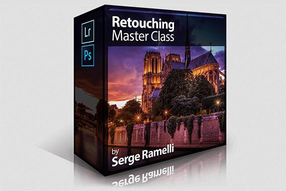 retouching master class
