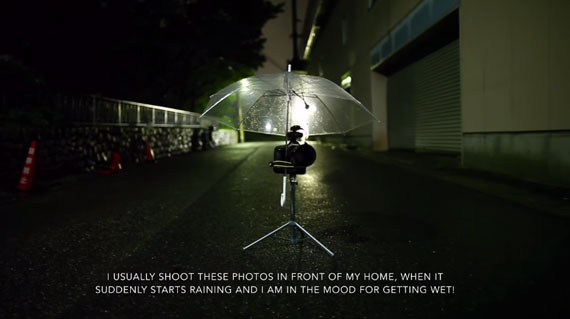 how to protect your camera in the rain