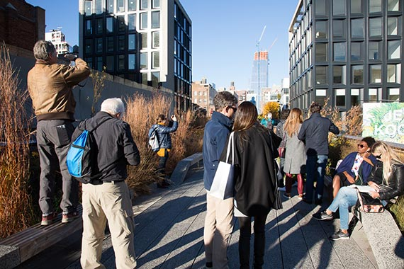 The new High Line