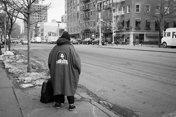 black and white street photography creative