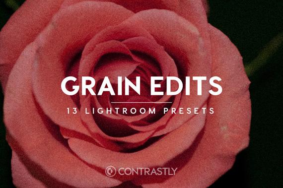 grain edits