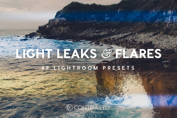 light leaks and flares