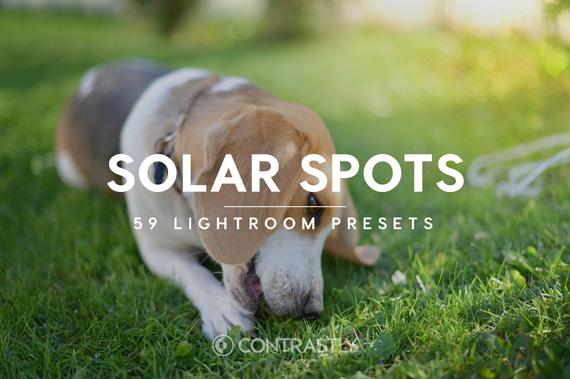 solar spots