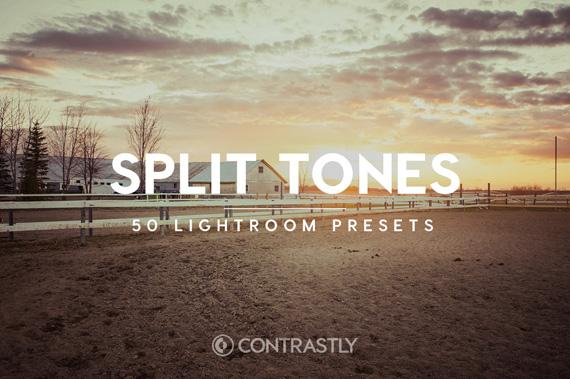 split tones