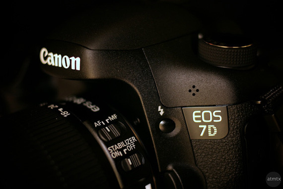 canon eos digital slr