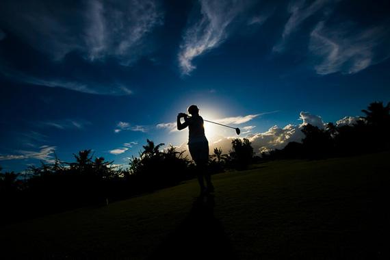 artistic sports silhouette