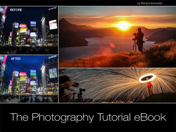 photography tutorial ebook